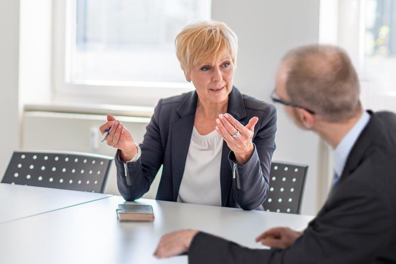Ursula Schulz Arbeitgebercoaching - Coaching